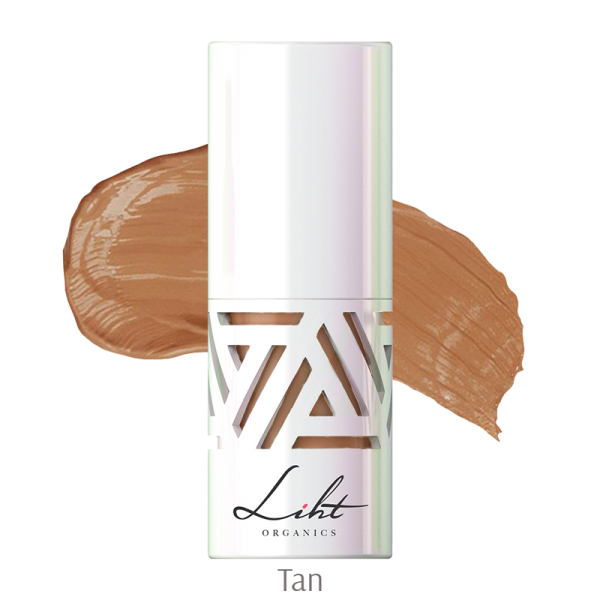 Liht Organics BB Cream - Tan
