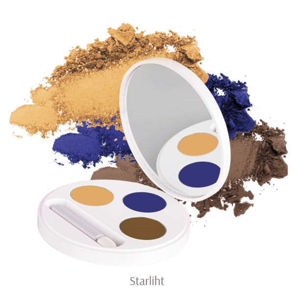 Liht Organics Illuminating Eye Palette - Starliht