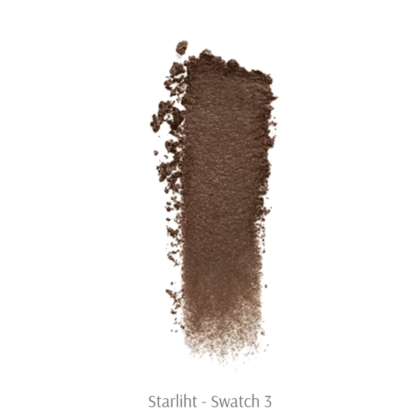 Liht Organics Illuminating Eye Palette - Starliht - Swatch 3