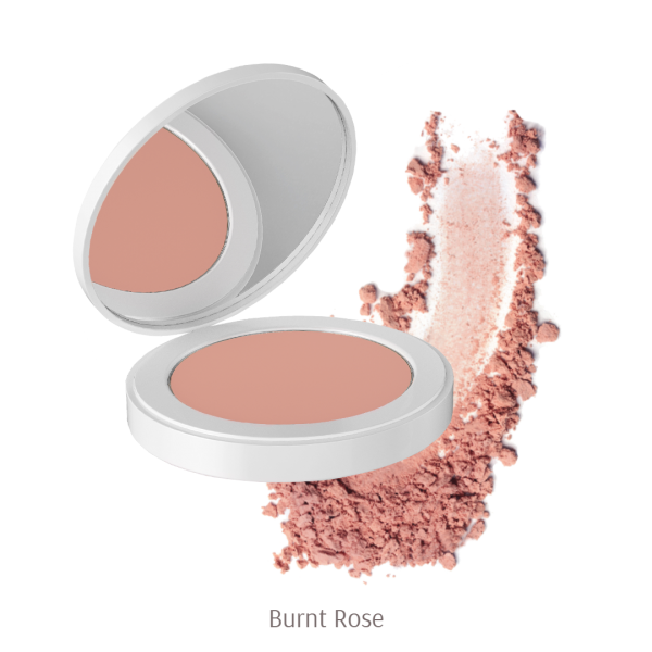 Liht Organics Sheer Radiance Blush - Burnt Rose
