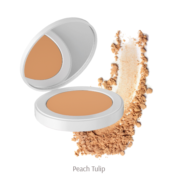 Liht Organics Sheer Radiance Blush - Peach Tulip