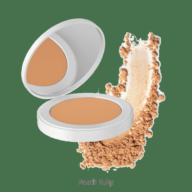 Liht Organics Sheer Radiance Blush - Peach Tulip