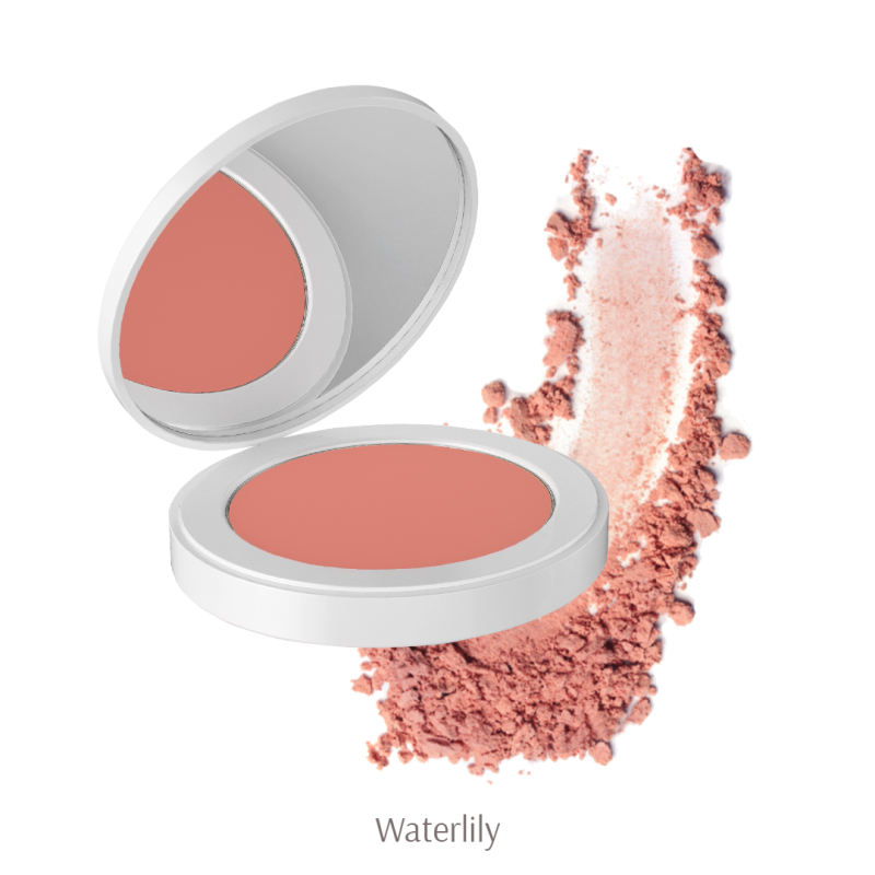 Liht Organics Sheer Radiance Blush - Waterlily