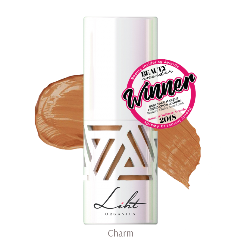 Liht Organics Youth Elixir Foundation - Charm