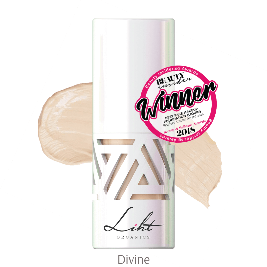 Youth Elixir Liquid Foundation - Divine