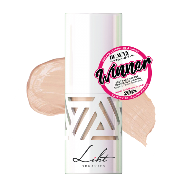 Youth Elixir Liquid Foundation - Pure