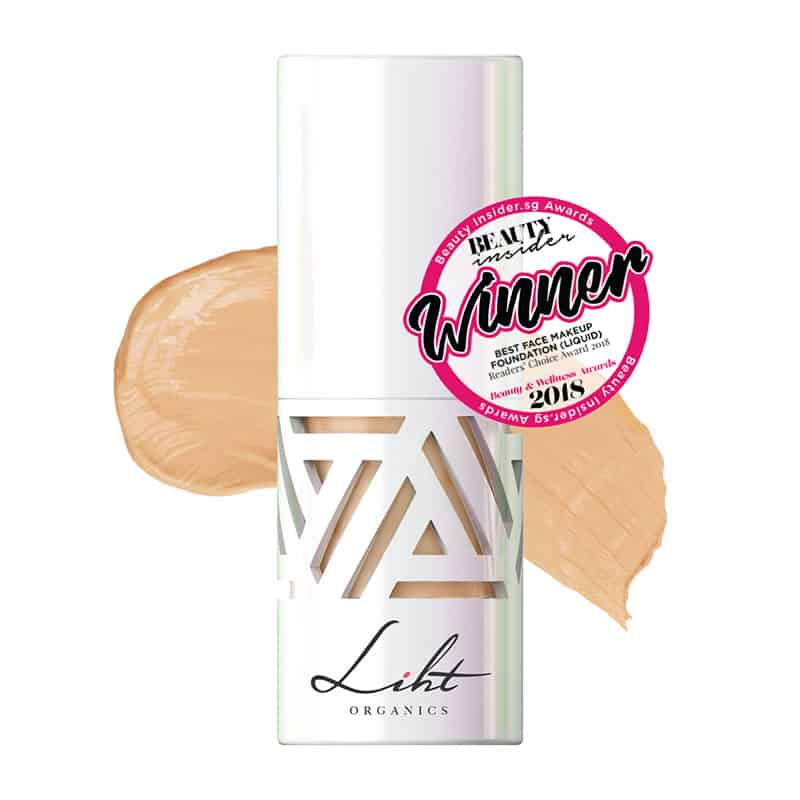 Youth Elixir Liquid Foundation - Mesmerize
