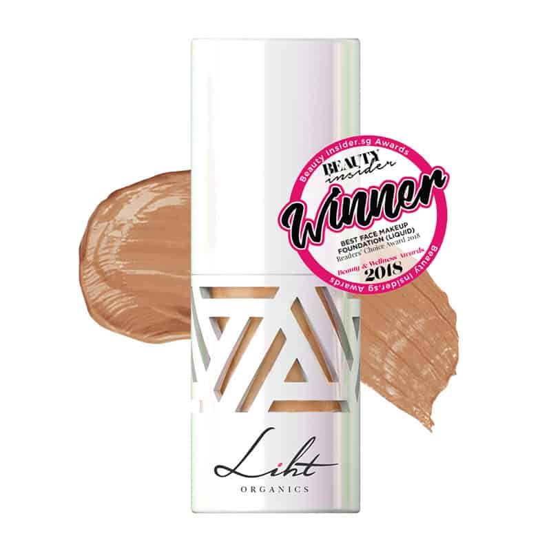 Youth Elixir Liquid Foundation - Luminous