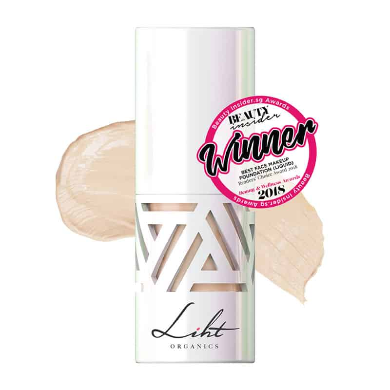 Youth Elixir Liquid Foundation (20ml)