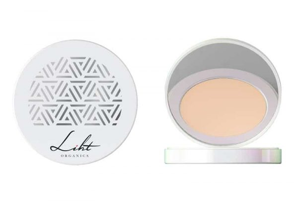 Liht Organics All-Day Perfection Natural Foundation - Pure