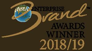 Asia Enterprise Brand Award Winner 2018/19